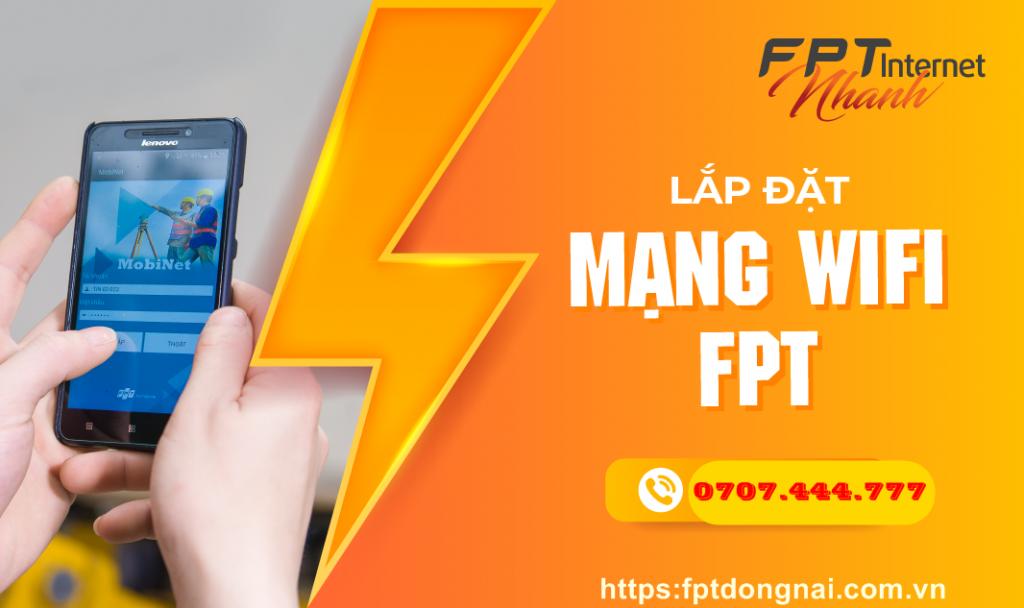 Lắp đặt mạng Wifi FPT