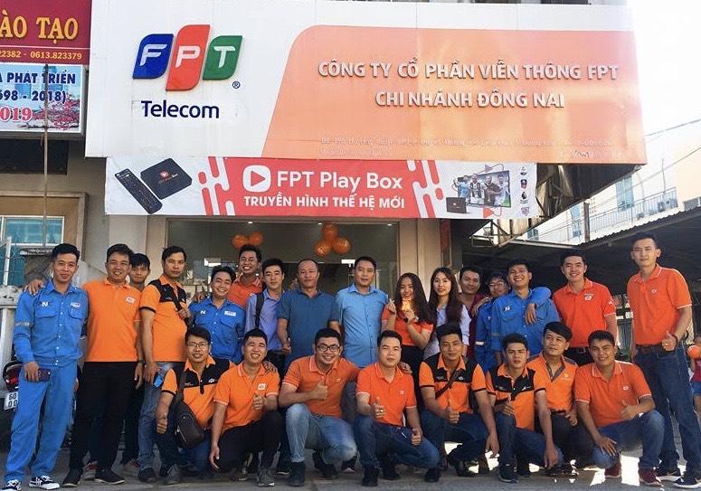 Internet FPT Đồng Nai