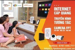 Lắp đặt Internet FPT Đồng Nai