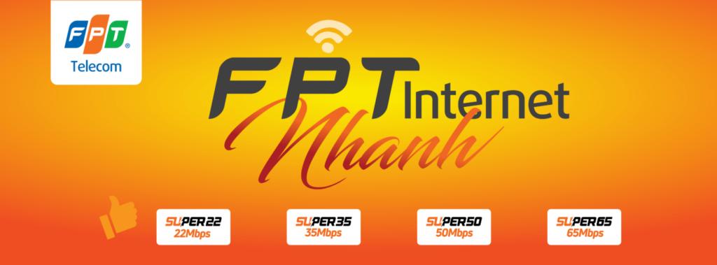 Lắp đặt FPT Bình Dương không cần trả trước