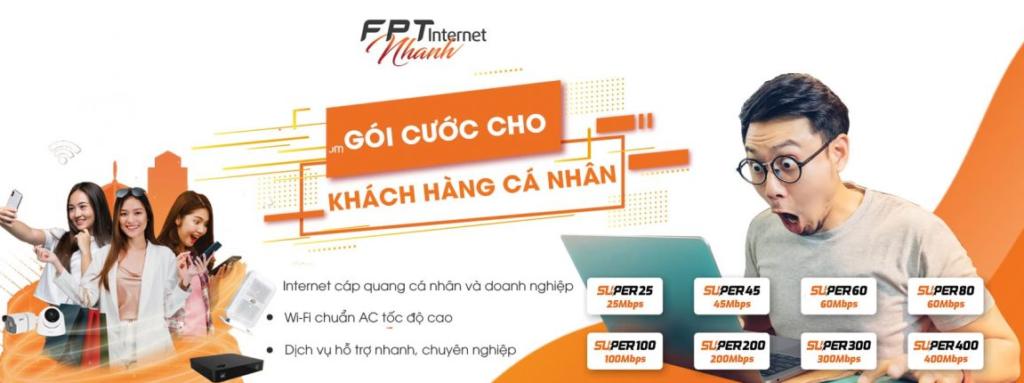 Lắp Cáp Quang FPT Đồng Nai