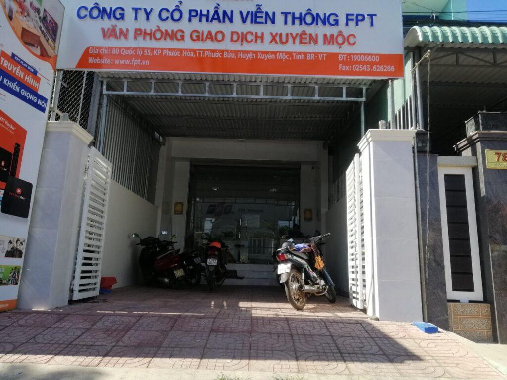 Lắp mạng FPT huyện Xuyên Mộc